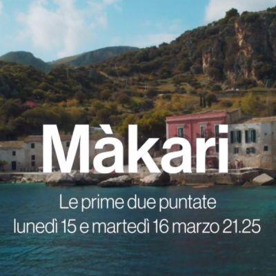 Alla scoperta dei luoghi della fiction Màkari