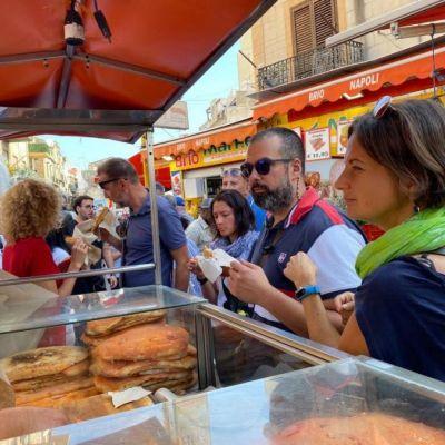 Food Tour: Salt pans of Trapani and Erice