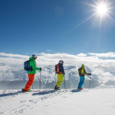 Offers ski in Livigno