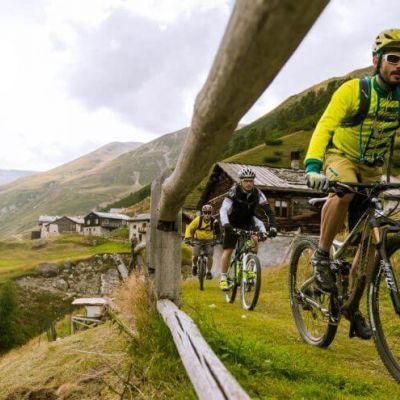 Offerte Livigno in mountain bike