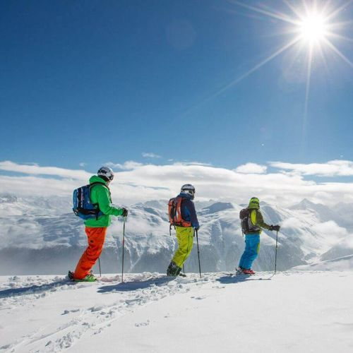 Offers ski in Livigno