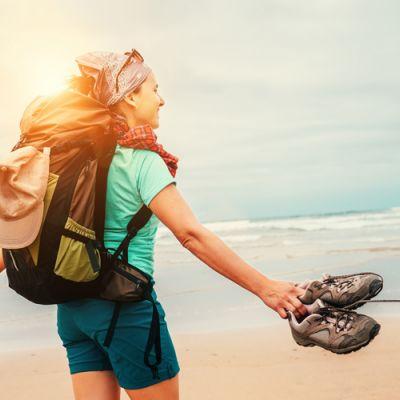La libertà di viaggiare da solo!