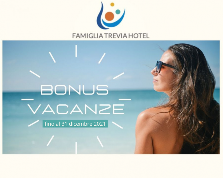 Offerta con Bonus Vacanza