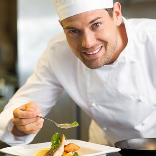 Secondo Chef