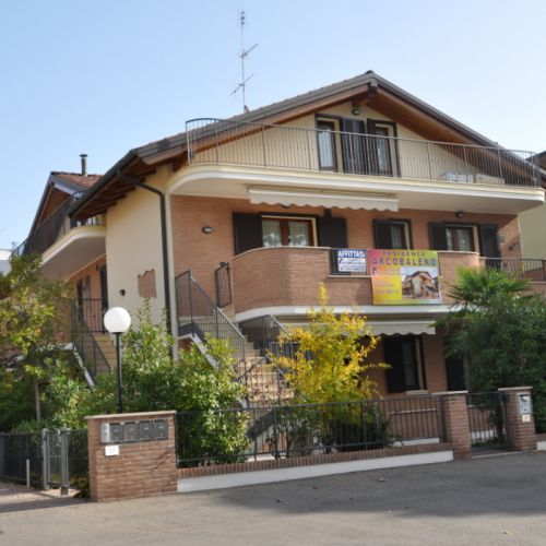 Residence Arcobaleno Trilocale int. 1