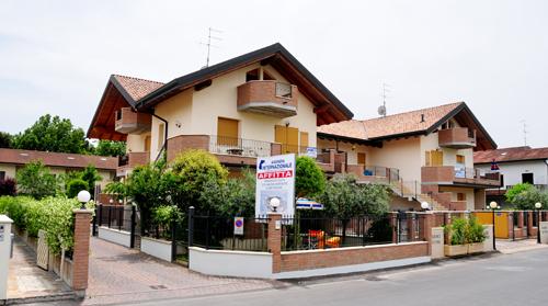 Residence Idea Vacanze Trilocale, int. 2