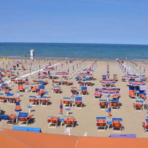 Vacanze all inclusive in appartamento a Cervia