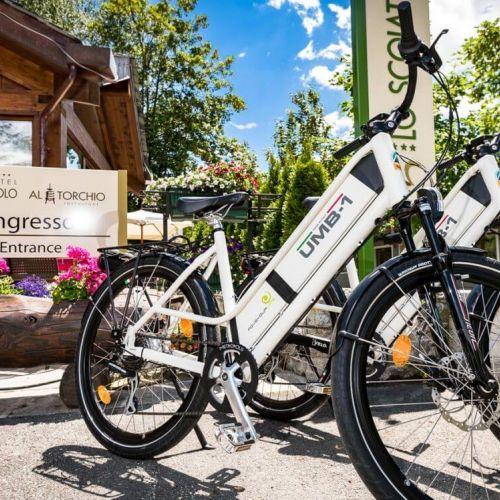 Vacanze Bike in Valle d'Aosta