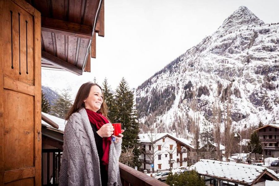 Early booking winter in Courmayeur