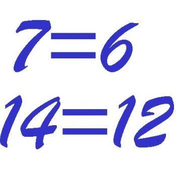 7=6 PROMO SETTEMBRE E OTTOBRE