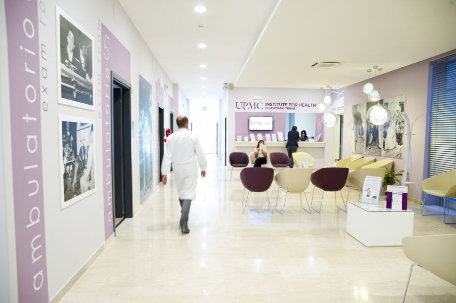 UPMC Medicina Preventiva e Diagnostica
