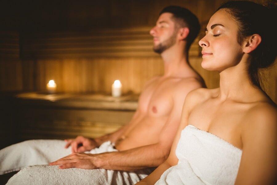 Vacanze di coppia in hotel con SPA