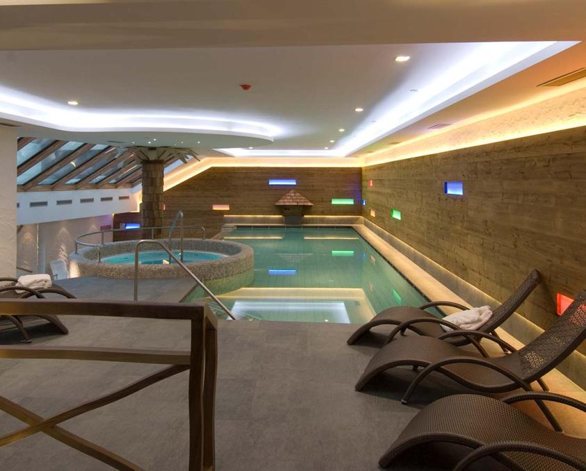 image Hotel Cristallo, San Martino - famiglia Taufer