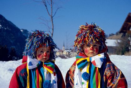 L'allegria del Carnevale