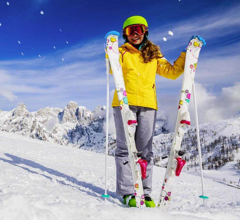 Offers for skiers 2019