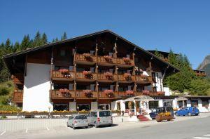photogallery Hotel Orsingher, San Martino - famiglia Taufer
