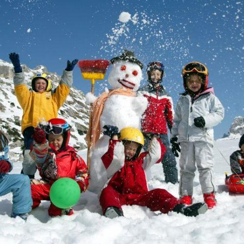 Family & Snow!