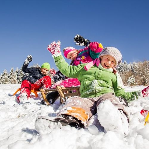 Offerta gennaio sulla neve
