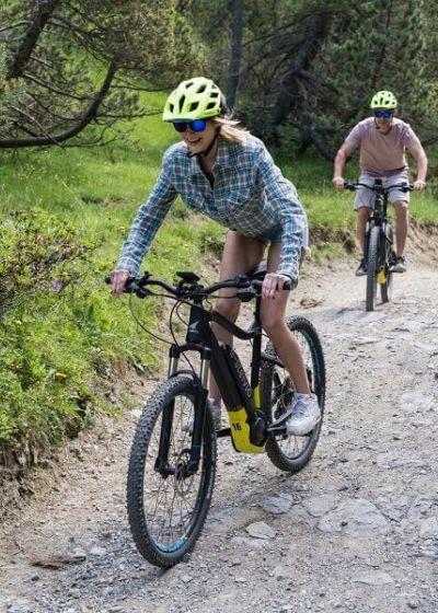 Offerte hotel con e-bike a Bormio