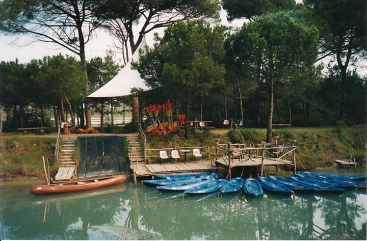 Salina in barca ed escursioni in canoa