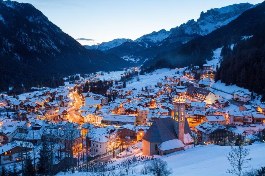 Last minute gennaio Val di Fassa