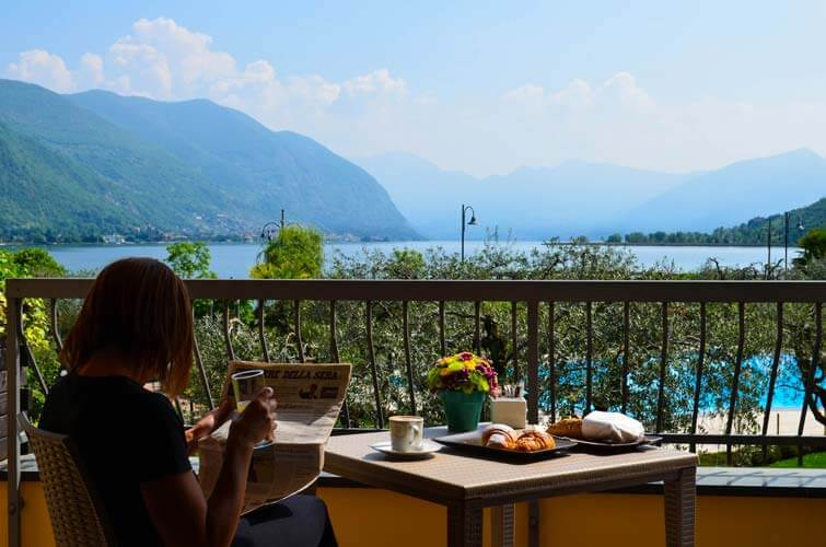 Fine estate al Lago d'Iseo