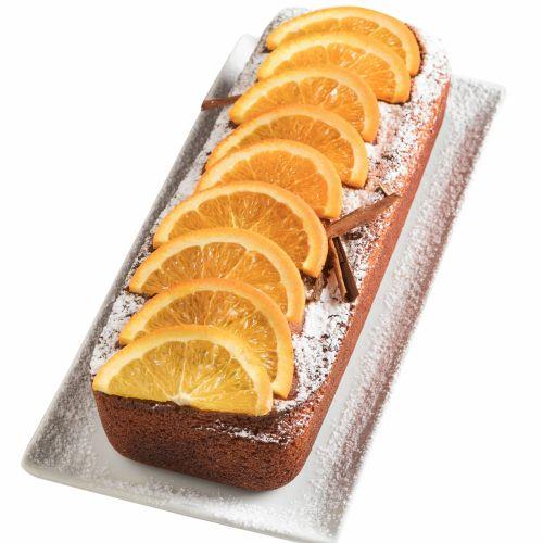 Torta zenzero e Arancia
