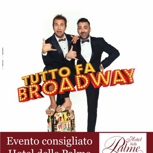 "PIO E AMEDEO ""Tutto fa Broadway Tour"