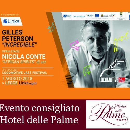 01 Agosto 2018 - Nicola Conte & Gilles Peterson / Lecce
