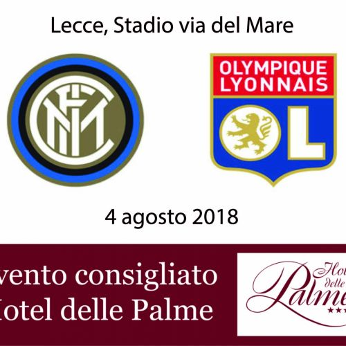 INTER - LIONE - Stadio Via del Mare