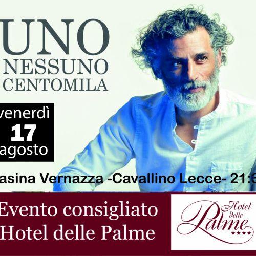 Uno nessuno centomila -Enrico Lo Verso- Cavallino Lecce