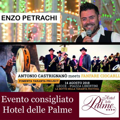 Notte della Taranta itinerante -Concerti ragnatela-