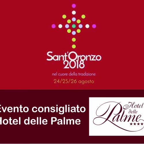 Festa di Sant'Oronzo 2018 -Lecce-
