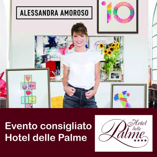 """Alessandra Amoroso: l'instore tour -LECCE- per presentare il nuovo album """"10"""""""