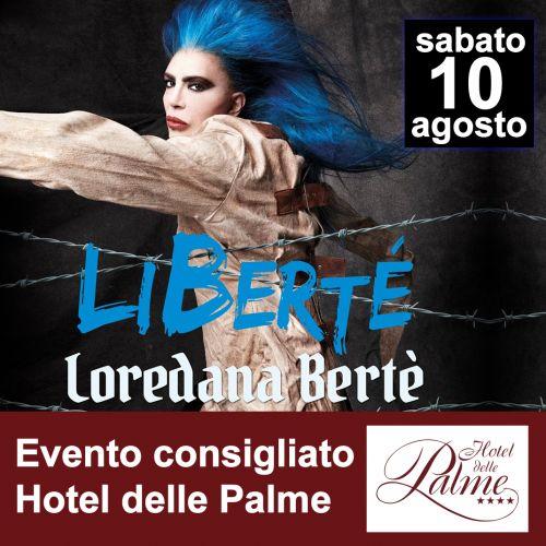 Concerto Live: Loredana Bertè