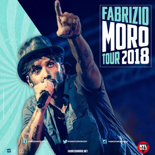 Fabrizio Moro in concerto a Lecce
