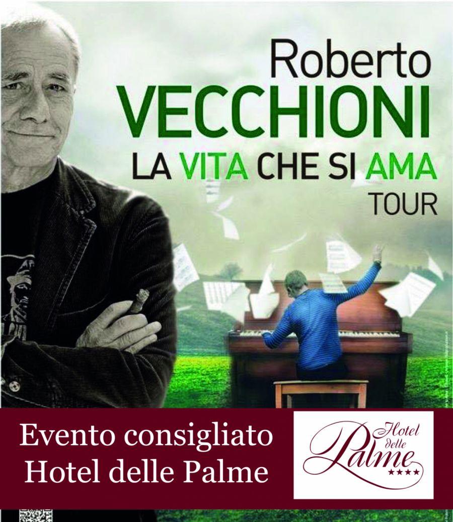 Roberto Vecchioni - La vita che si ama - Torre Suda
