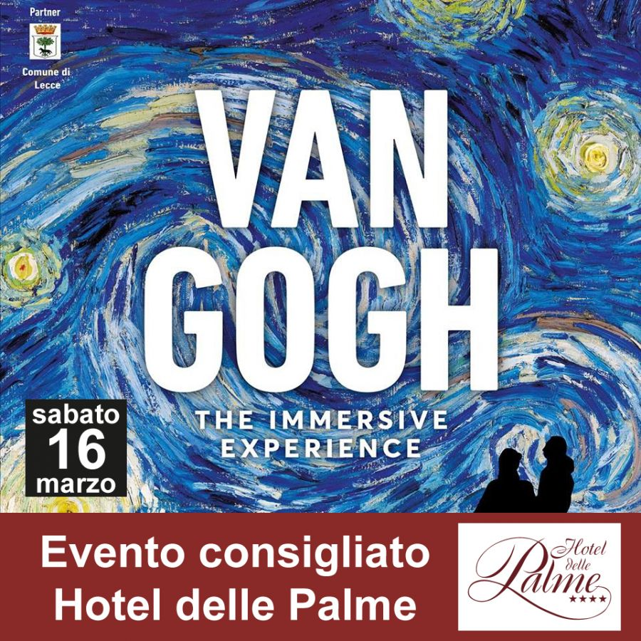 "VAN GOGH ""THE IMMERSIVE EXPERIENCE"