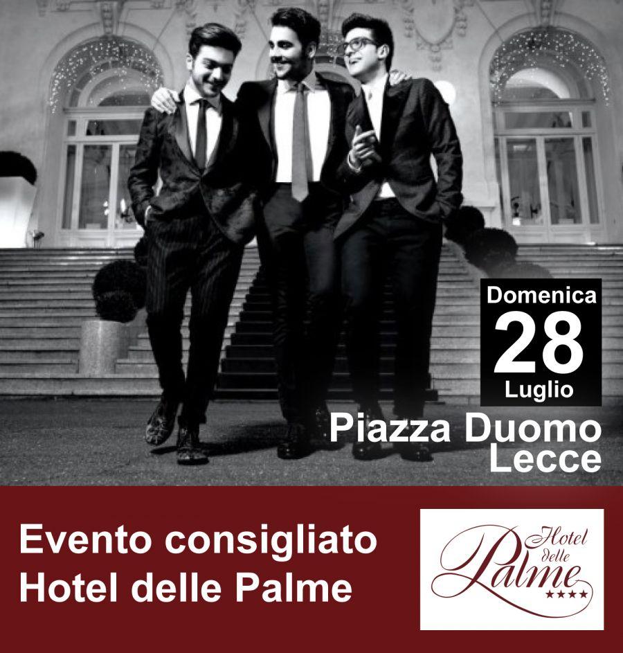 Concerto Live -IL VOLO- 10° anniversario -Musica tour-