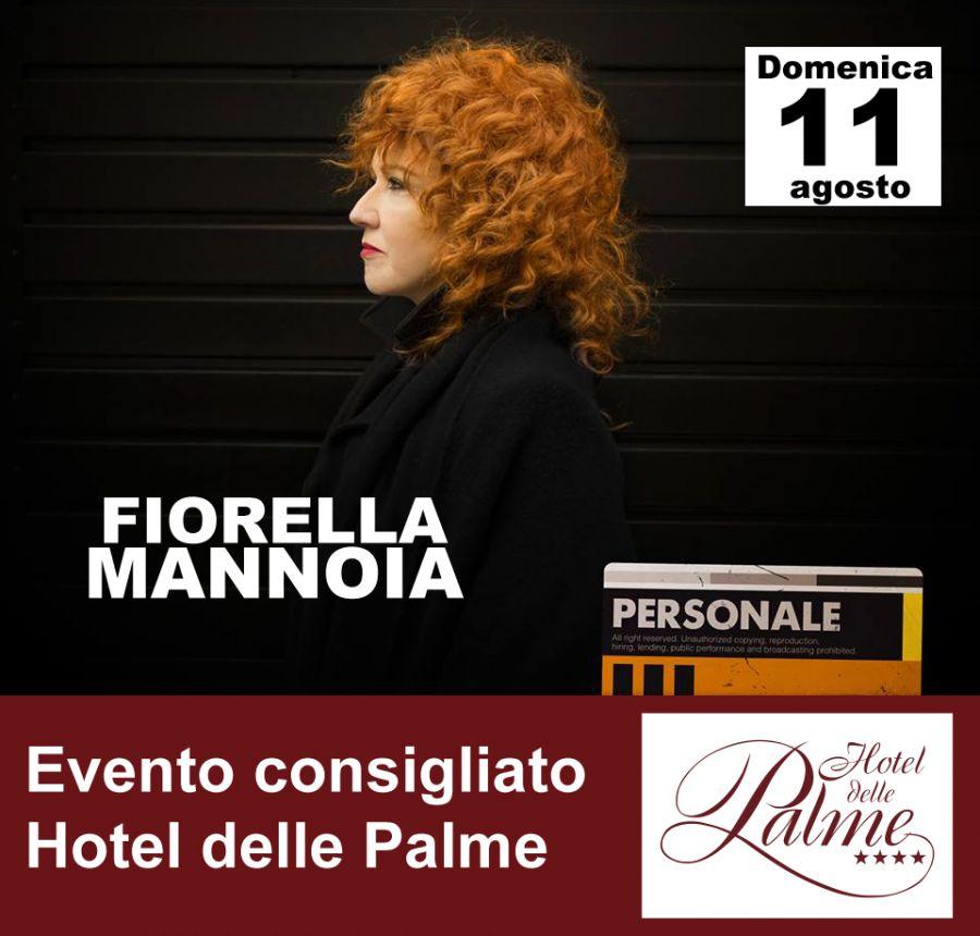 Concerto Fiorella Mannoia, Lecce Piazza Duomo