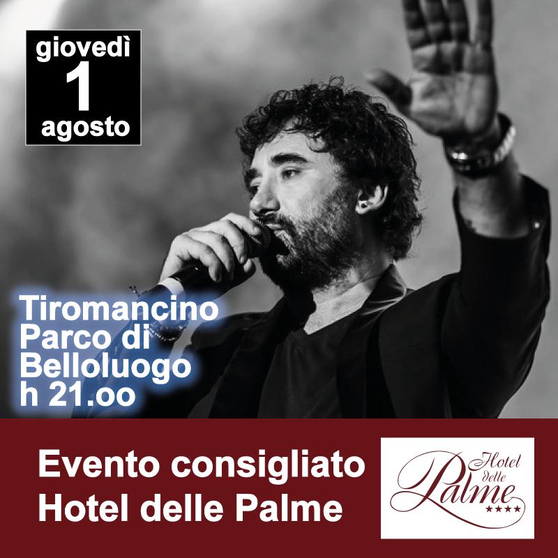 Concerto Tiromancino