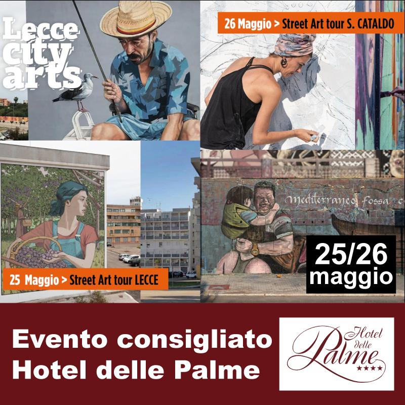 Street Art Tour Lecce