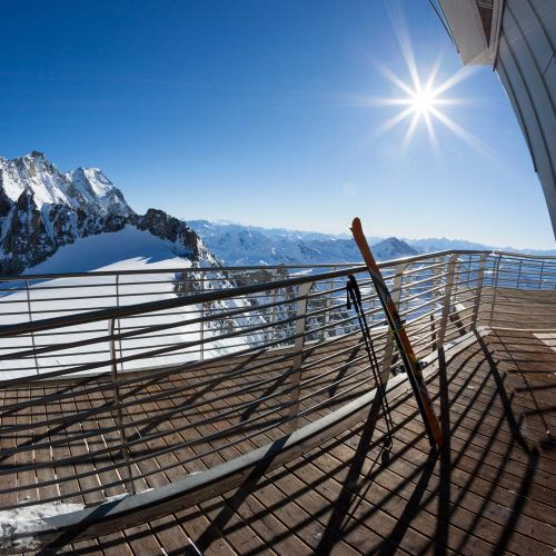 Pacchetto Skyway Monte Bianco
