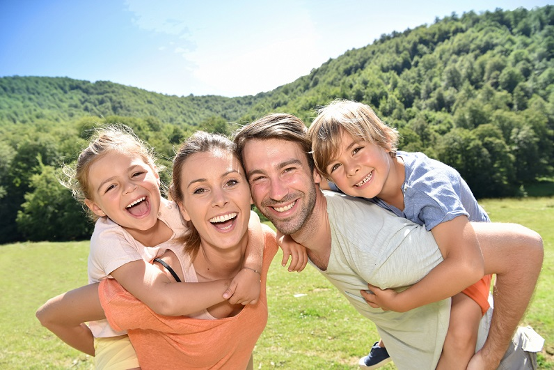 Vacanze in famiglia a Sestola
