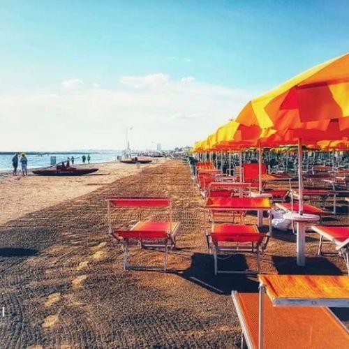 Angebot Rimini Juni -  Urlaub in Rimini Adriaküste - Familien Ferienwohnung mit Kindern