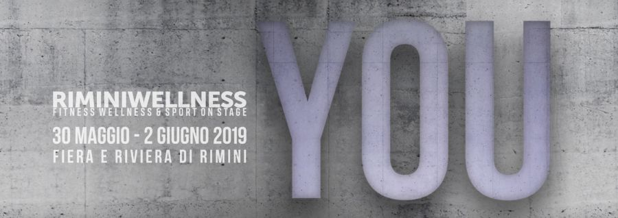 RIMINI WELLNESS 2019 - FIERA DEL FITNESS