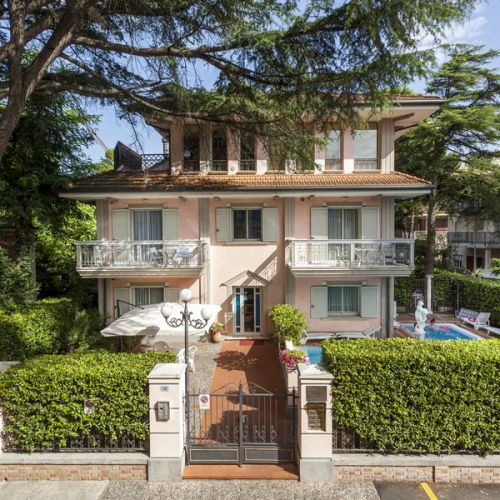 Villa Lidia Riccione Holiday Apartments