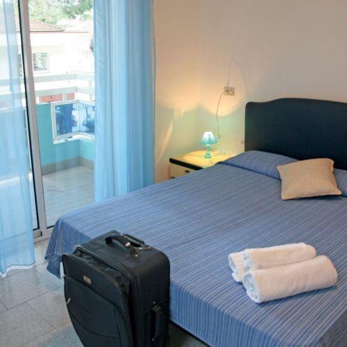 Villa Azzurra Riccione Holiday Apartments
