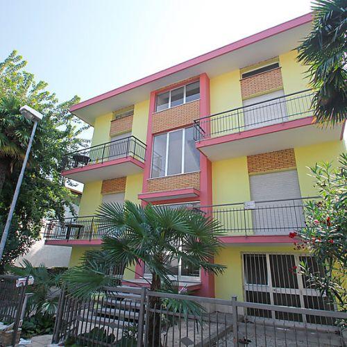 Tevere Holiday Apartments Riccione