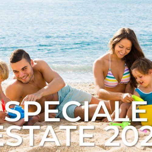 Offerte Estate 2021 Case Vacanze a Riccione, Rimini, Cattolica, Misano